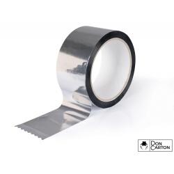 Lepící páska speciální AC hliníková 75x50