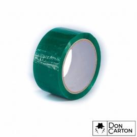 Lepící páska BOPP 48x66 Akryl zelená