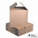 Kartonová krabice 3VVL 200x100x100 mm