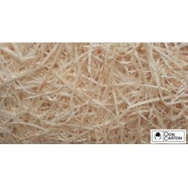 Dřevitá vlna jemná dekorační 1Kg, 40L, 2/0,10mm