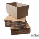 Kartonová krabice 3VVL 300x200x150mm, bez horních klop
