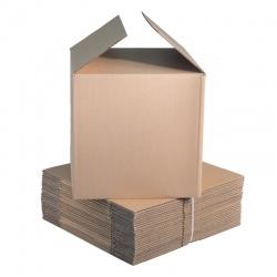 Kartonová krabice 5VVL 400x400x400 mm