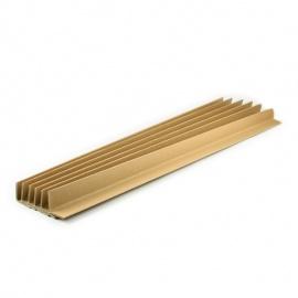 Ochranná hrana papírová 50x50x2x1100 mm