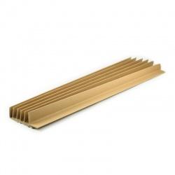 Ochranná hrana papírová 50x50x3x1500 mm