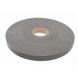 PE páska lepící akustická těsnící 70 mm x 30 m, šedá