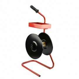 Odvíječ PES pásky, malý, d.60-75 mm