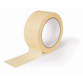 Maskovací páska 50x50 SOLV žlutá 90°C