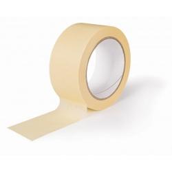 Maskovací páska 75x66 HM žlutá 60°C