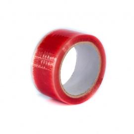 Lepící páska BOPP 48x66 Akryl potisk SECURITY TAPE světlá