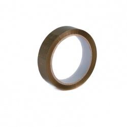 Lepící páska BOPP 25x66 Akryl havana