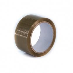 Lepící páska BOPP 48x66 Akryl havana, low noise - tichý akryl