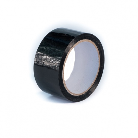 Lepící páska BOPP 48x66 Akryl černá