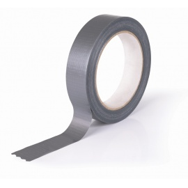 Lepící páska speciální HM univerzální 25x50 stříbrná DUCT TAPE