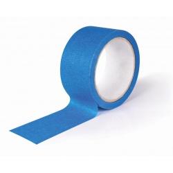 Maskovací páska 38x50 AC modrá UV odolná
