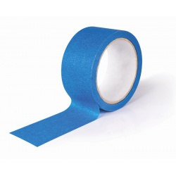 Maskovací páska 50x50 AC modrá UV odolná