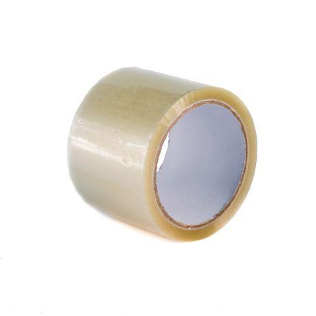 Lepící páska BOPP 75x66 HotMelt transparent