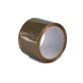 Lepící páska BOPP 75x66 Solvent havana