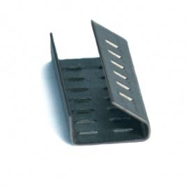Spona plechová 16 mm ražená galvan. 1600ks/bal.