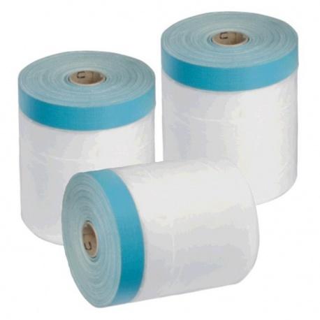 CQ fólie s UV PVC maskovací páskou 140 x 20