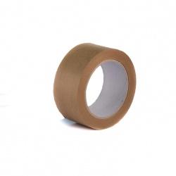 Lepící páska papírová 50x50 HM havana