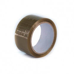 Lepící páska BOPP 48x66 Solvent havana
