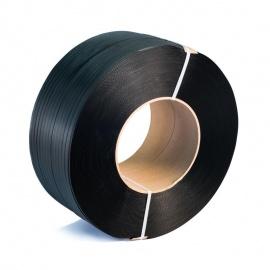 Vázací páska PP 10x0,4x3500, D200, černá