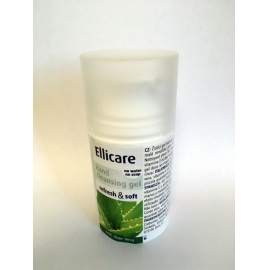 Čistící gel s antibakteriální přísadou s obsahem 60% alkoholu - 50 ml