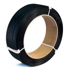 Vázací páska PP 15x0,8x1500, D406, černá