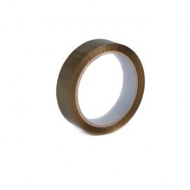 Lepící páska BOPP 25x66 Solvent havana