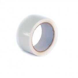 Lepící páska PVC 50x66 Solvent bílá