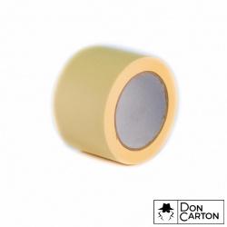 Maskovací páska 50x50 HM žlutá 60°C