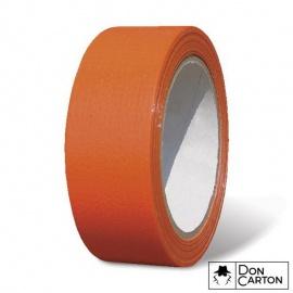 Lepicí páska speciální SOLV fasádní PET 50x50, oranžová CIRET s UV