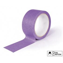 Maskovací páska 50x50 AC fialová UV odolná
