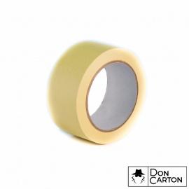 Maskovací páska 38x50 SOLV žlutá 90°C